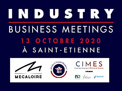 convention d'affaires Industry Business Meetings