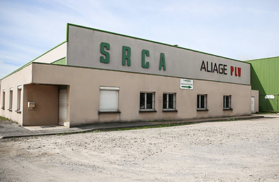 Thomas GAUBERT a repris l'entreprise SRCA