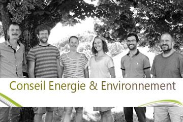 le cabinet Conseil Energie et Environnement